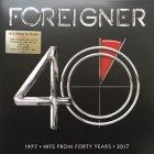 Виниловая пластинка Foreigner 40 (140 Gram/Gatefold)