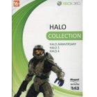Игру для игровой приставки Игра для Xbox360 Halo 4 + Halo 3 + Halo Anniversary (русская версия)