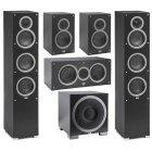 Комплект акустики Elac Debut 5.1 S