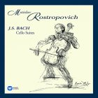 Виниловая пластинка Mstislav Rostropovich J.S. BACH - CELLO SUITES (Box set/Remastered)