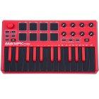 DJ оборудование Грувбокс AKAI PRO MPK MINI MK2 RED USB