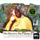 "Виниловая пластинка The Notorious B.I.G. MO MONEY, MO PROBLEMS (RSD 2016/ ""Money"" green vinyl)"