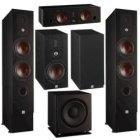 Комплект акустики Dali Ikon 6 MK2 5.1 black