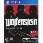 Игры и развлечения Игра для PS4 Wolfenstein (русские субтитры)