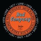 Виниловая пластинка Bad Company LIVE 1977 (180 Gram)