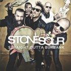 Виниловая пластинка Stone Sour STRAIGHT OUTTA BURBANK EP (Colored vinyl)
