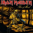 Виниловая пластинка Iron Maiden PIECE OF MIND (180 Gram)