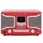 Музыкальный центр Teac SL-D800BT red