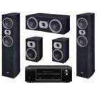 Heco Victa Prime 502 + 202 + 102 + Denon AVR-X500 black