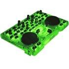 DJ-контроллер Hercules DJControl Glow Green