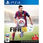 Игры и развлечения Игра для PS4 FIFA 15 (русская версия)