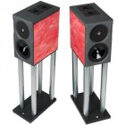 Полочная акустика NEAT acoustics Ultimatum XLS red velvet cloud
