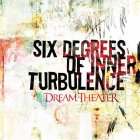 Виниловую пластинку Dream Theater SIX DEGREES OF INNER TURBULENCE (180 Gram)