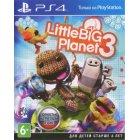 Игру для игровой приставки Игра для PS4 LittleBigPlanet 3 (русская версия)
