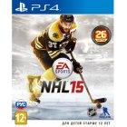 Игры и развлечения Игра для PS4 NHL 15 (русские субтитры)