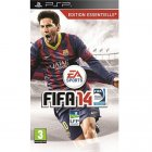 Игру для игровой приставки Игра для PSP FIFA 14 (английская версия)