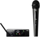 Микрофон и радиосистему AKG WMS40 Mini Vocal Set BD US25A (537.5МГц)