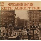 Виниловая пластинка Keith Jarrett SOMEWHERE BEFORE (180 Gram)
