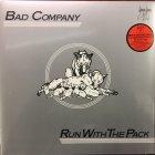 Виниловая пластинка Bad Company RUN WITH THE PACK (Remastered/180 Gram/Gatefold)