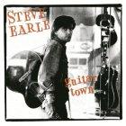 Виниловая пластинка Steve Earle GUITAR TOWN (180 Gram/+ Bonus track)