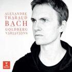 Виниловая пластинка Alexandre Tharaud BACH, JS: GOLDBERG VARIATIONS