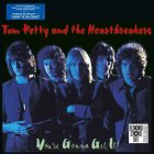 Виниловая пластинка Tom Petty and the Heartbreakers YOU'RE GONNA GET IT! (Blue vinyl)