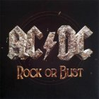 Виниловая пластинка AC/DC ROCK OR BUST (2 tracks)