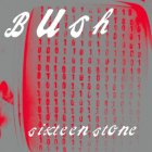 Виниловая пластинка Bush SIXTEEN STONE (20TH ANNIVERSARY) (Remastered/Clear 180 Gram vinyl/Gatefold)