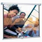 "Экран для проектора Projecta SlimScreen 180x180 cm (96"") Matte White настенный рулонный (10200063)"