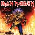 Виниловая пластинка Iron Maiden THE NUMBER OF THE BEAST (Limited)