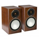 Полочная акустика Monitor Audio Silver 1 walnut