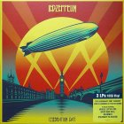 Виниловая пластинка Led Zeppelin CELEBRATION DAY (Box set/180 Gram)