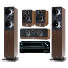 Комплект домашнего кинотеатра №66 (Onkyo + Q-Acoustics)