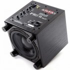 Сабвуфер MJ Acoustics Pro 50 Mk III black ash