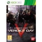 Игру для игровой приставки Игра для Xbox360 Armored Core: Verdict Day (английская версия)