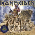 Проигрыватель виниловых дисков Iron Maiden SOMEWHERE BACK IN TIME: THE BEST OF 1980-1989 (Picture disc/180 Gram)