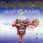 Виниловая пластинка Iron Maiden CAN I PLAY WITH MADNESS (Limited)