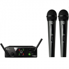 Радиосистемы AKG WMS40 Mini2 Vocal Set US25AC (537.5/539.3)