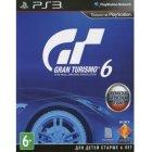 Игра для PS3 Gran Turismo 6 (русская версия)
