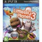 Игру для игровой приставки Игра для PS3 LittleBigPlanet 3 (русская версия)