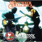 Виниловая пластинка Santana WOODSTOCK SATURDAY AUGUST 16, 1969 (Black Vinyl)