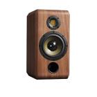 Полочную акустику Adam Audio Compact Mk3 walnut