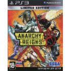 Игра для PS3 Anarchy Reigns. Limited Edition (русская документация)