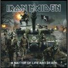 Виниловая пластинка Iron Maiden A MATTER OF LIFE AND DEATH (180 Gram)