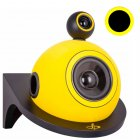 Настенная акустика Deluxe Acoustics Sound Lamps DAL-250 yellow-black