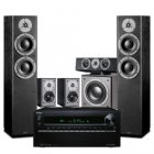 Домашний кинотеатр Onkyo TX-NR5010 black + Dynaudio DM3/7 black