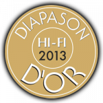 Diapason d'Or - Hi-Fi 2013