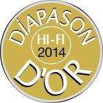 Diapason d'Or - Hi-Fi 2014