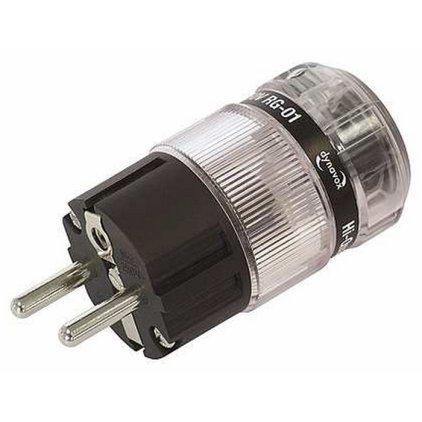 Разъем Dynavox PLUG RG-01 Brass 206965