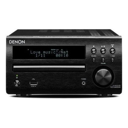 CD ресивер Denon RCD-M40 Black